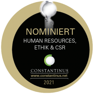 Constantinus Award 2021 Nominierung